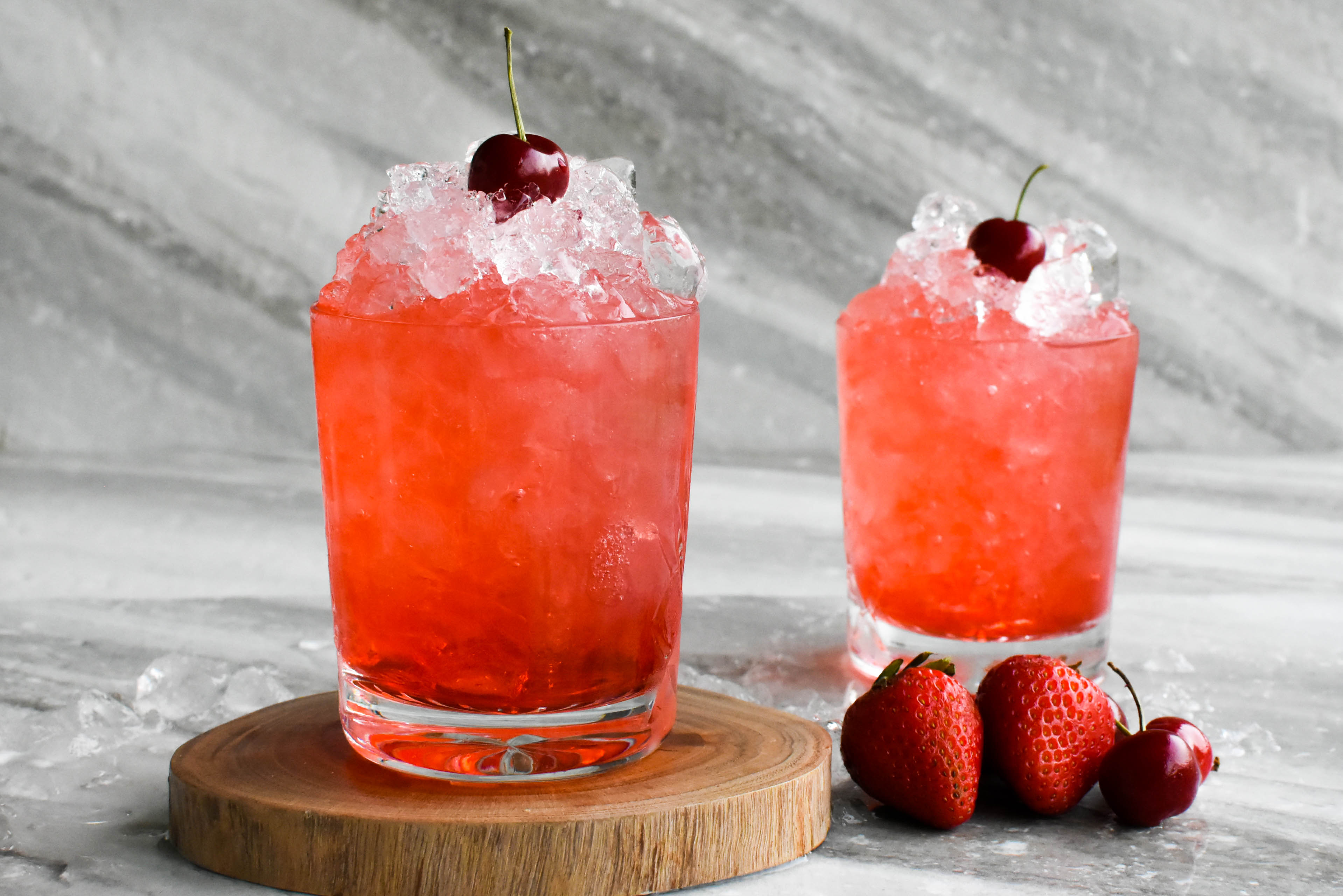 Cocktail cherry: description, application and methods of preparation 40