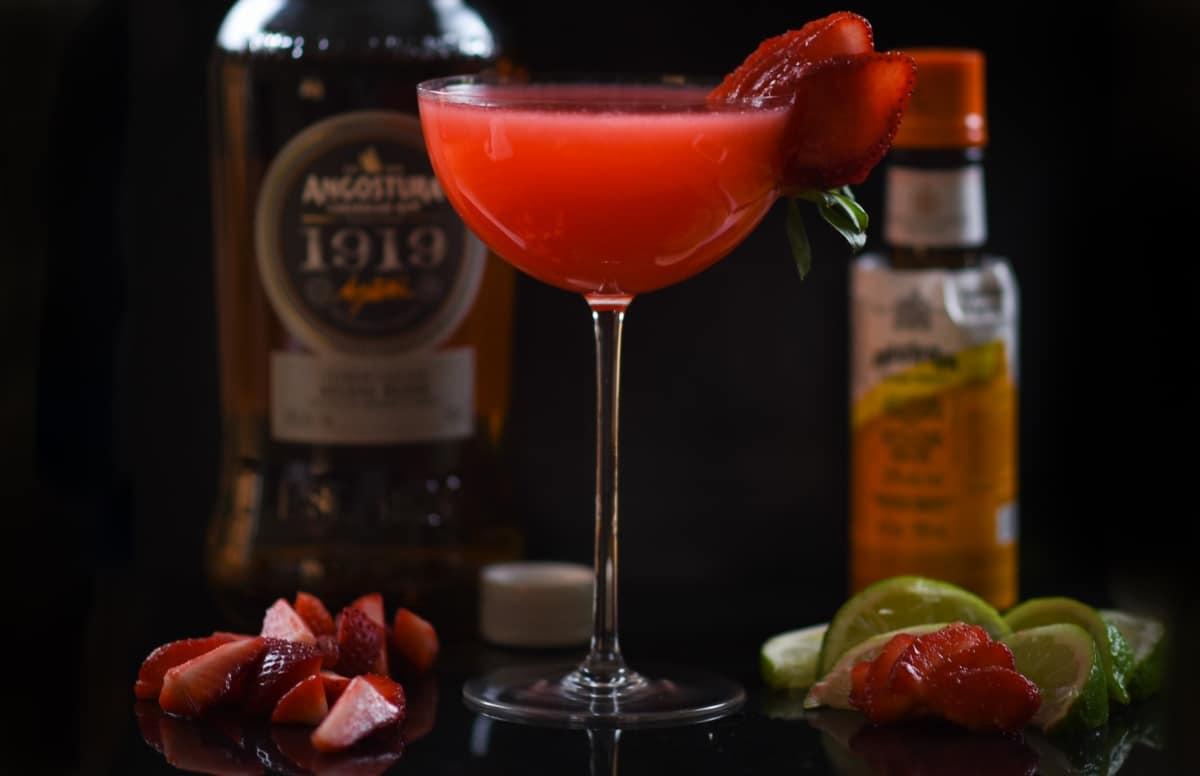 , 1919 Strawberry Daiquiri