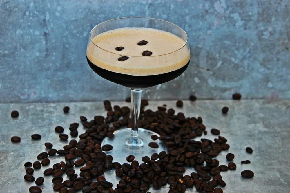 , Espresso Beer Martini