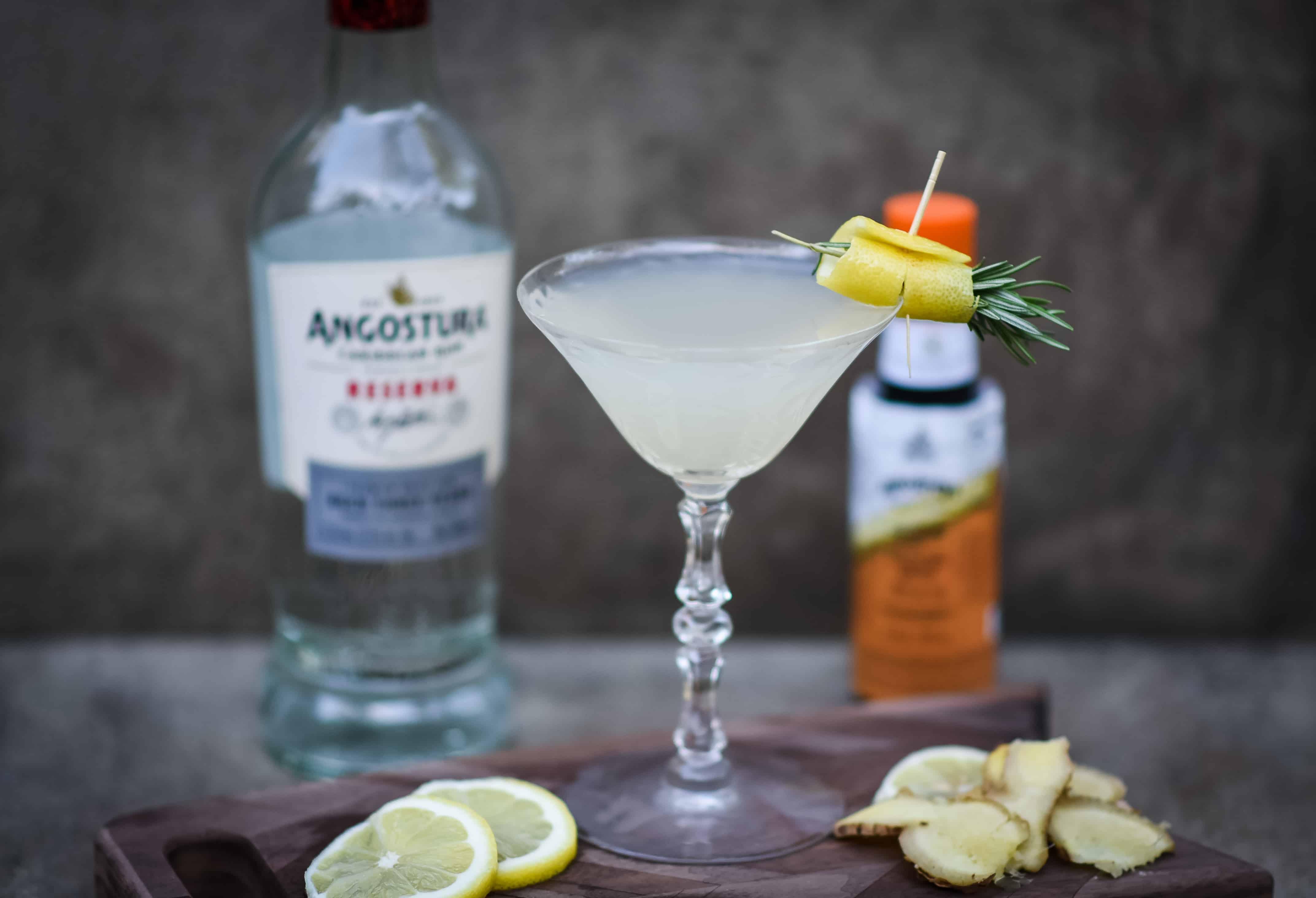 , Zingiber Martini