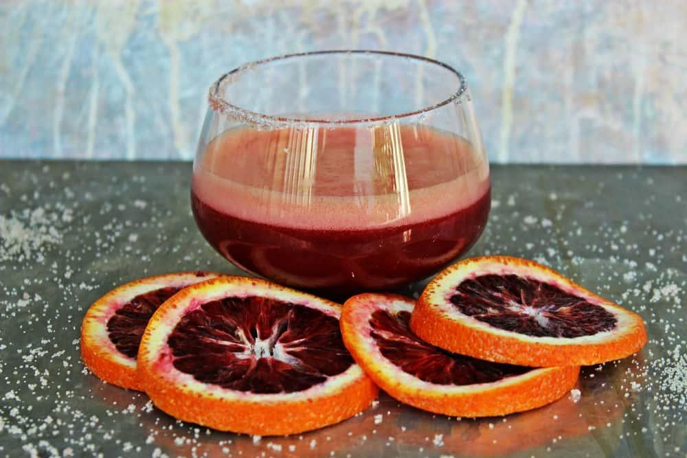 , Blood Orange Double Shot