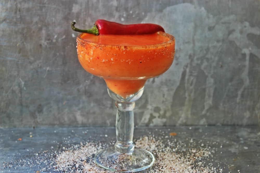 , Spicy Fresno Margarita